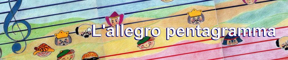 L'allegro pentagramma: sussidi didattici musicali